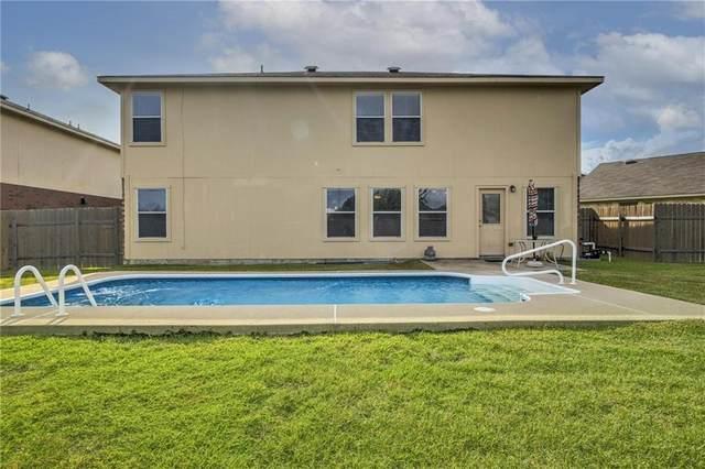 314 Blackman Trl, Hutto, TX 78634 (#4556898) :: Papasan Real Estate Team @ Keller Williams Realty
