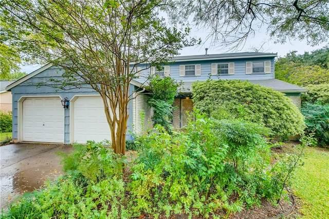 4508 Oak Creek Dr, Austin, TX 78727 (MLS #4561168) :: Brautigan Realty