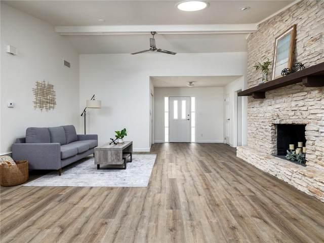 3601 Roosevelt Cv, Lago Vista, TX 78645 (#4573788) :: Papasan Real Estate Team @ Keller Williams Realty