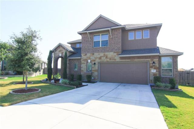 135 Limerick Cv W, Hutto, TX 78634 (#4575030) :: The Heyl Group at Keller Williams