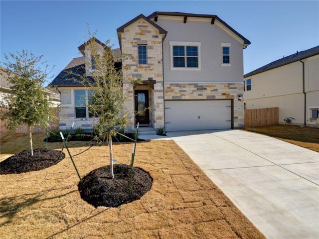 4313 Promontory Point Trl, Georgetown, TX 78626 (#4575445) :: Papasan Real Estate Team @ Keller Williams Realty