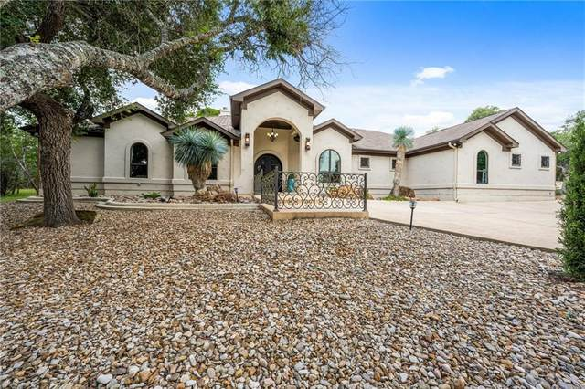 1110 Covered Bridge Dr, Driftwood, TX 78619 (#4577198) :: The Perry Henderson Group at Berkshire Hathaway Texas Realty