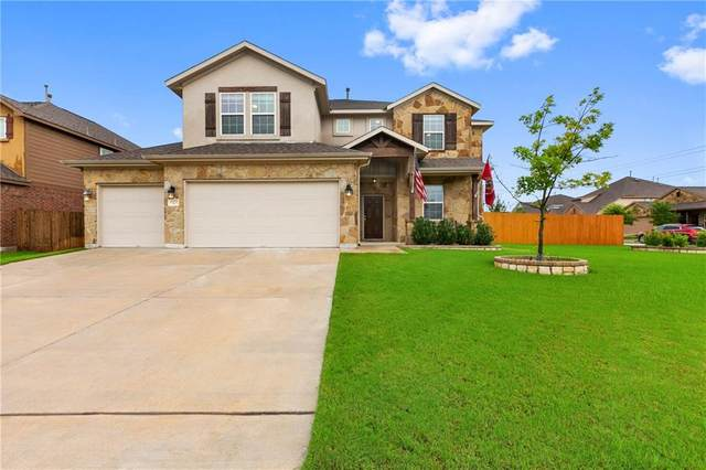 8202 Angelo Loop, Round Rock, TX 78665 (#4577848) :: The Perry Henderson Group at Berkshire Hathaway Texas Realty