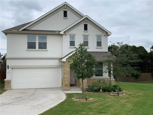524 Appalachian Trl, Leander, TX 78641 (#4578866) :: Papasan Real Estate Team @ Keller Williams Realty