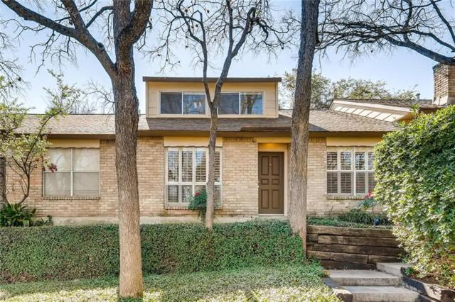 8309 Summer Side Dr #163, Austin, TX 78759 (#4579552) :: The Gregory Group