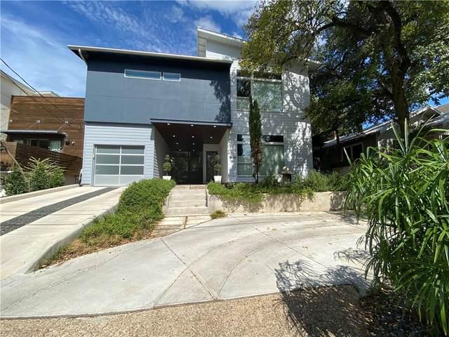 2310 W 8th St, Austin, TX 78703 (#4589431) :: Ben Kinney Real Estate Team