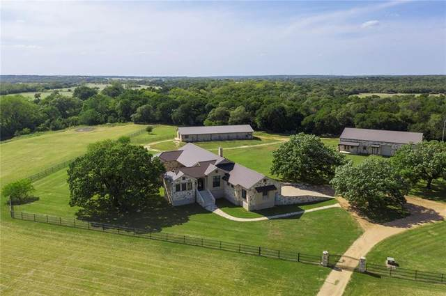 101 Spears Ranch Rd, Jarrell, TX 76537 (#4594941) :: Realty Executives - Town & Country