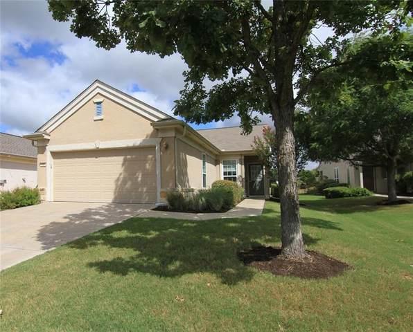 103 Lovett Cv, Georgetown, TX 78633 (MLS #4613435) :: Brautigan Realty