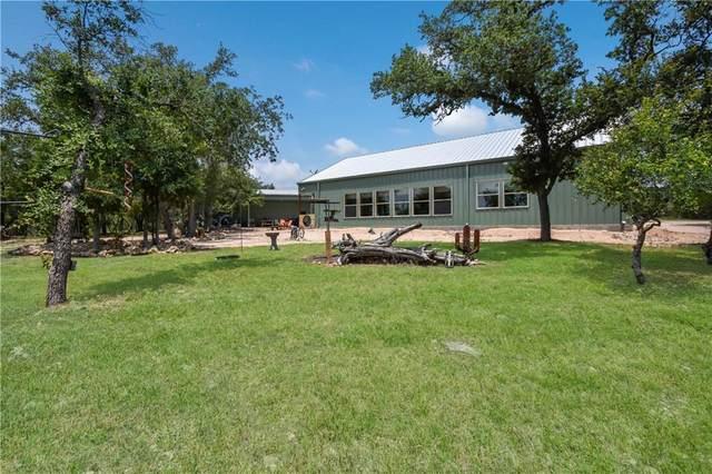 2280 County Road 289, Georgetown, TX 78633 (#4614318) :: Papasan Real Estate Team @ Keller Williams Realty