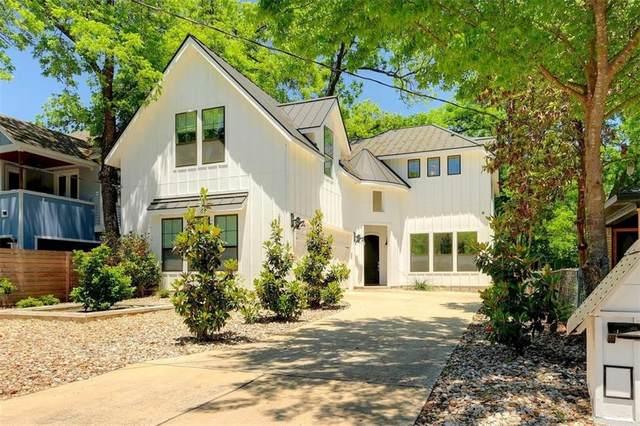 3112 Garwood St, Austin, TX 78702 (#4621421) :: Papasan Real Estate Team @ Keller Williams Realty