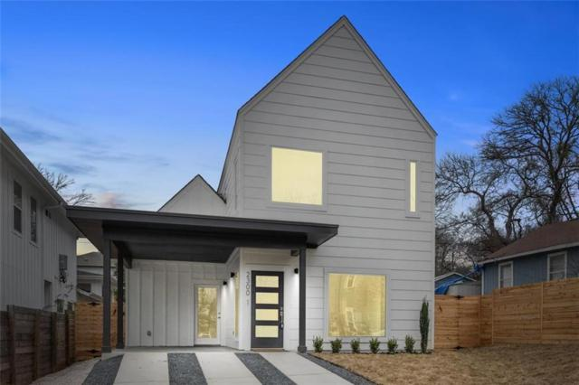 2300 E 10th St #1, Austin, TX 78702 (#4642658) :: The Gregory Group