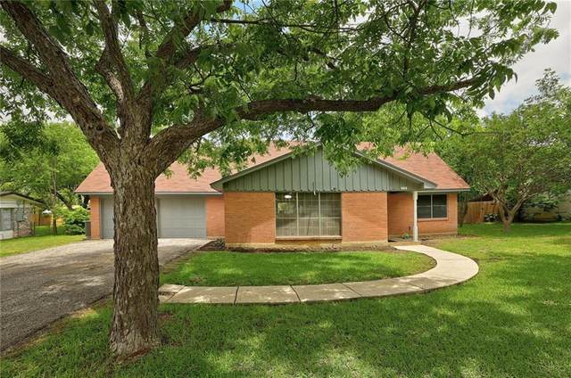 604 E Oak Dr, Round Rock, TX 78664 (#4643260) :: Papasan Real Estate Team @ Keller Williams Realty