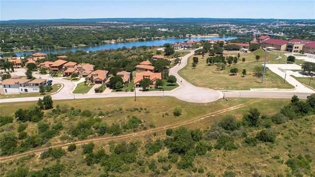 Lot 1 Bendito Way, Marble Falls, TX 78654 (#4644934) :: Ben Kinney Real Estate Team