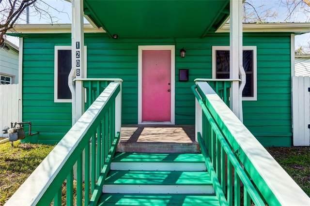 1208 Chestnut Ave, Austin, TX 78702 (#4668085) :: Papasan Real Estate Team @ Keller Williams Realty