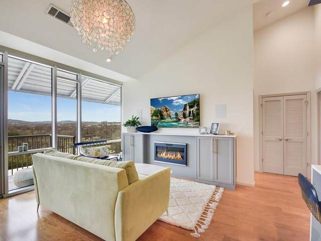 1600 Barton Springs Rd #1607, Austin, TX 78704 (#4670160) :: Zina & Co. Real Estate
