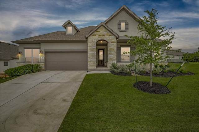 700 Sunset Vista Dr, Georgetown, TX 78628 (#4673888) :: Papasan Real Estate Team @ Keller Williams Realty