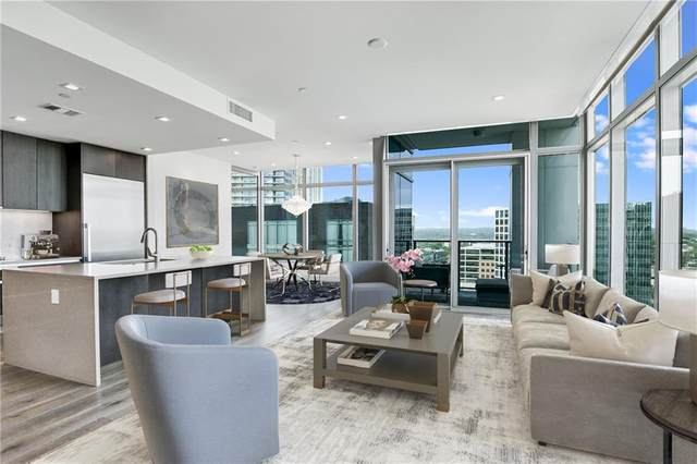 501 West Ave #1504, Austin, TX 78701 (#4691136) :: Lucido Global