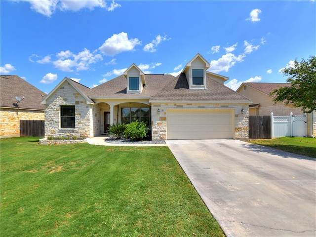 109 Marion St, Meadowlakes, TX 78654 (#4706362) :: Realty Executives - Town & Country