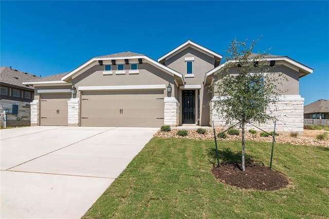 108 Scenic Hills Cir, Georgetown, TX 78628 (#4707128) :: The Summers Group
