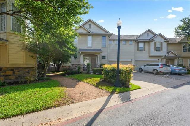 8518 Cahill Dr #35, Austin, TX 78729 (#4714302) :: Front Real Estate Co.