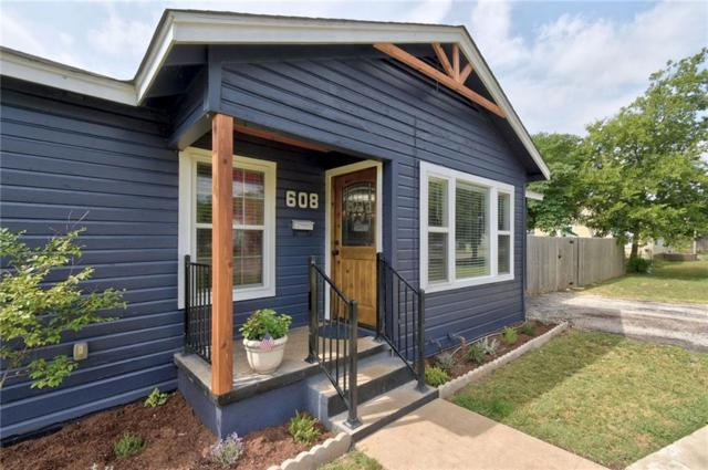608 E 18th St, Georgetown, TX 78626 (#4728414) :: 12 Points Group