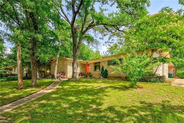 4301 Leslie Ave, Austin, TX 78721 (#4740054) :: Sunburst Realty