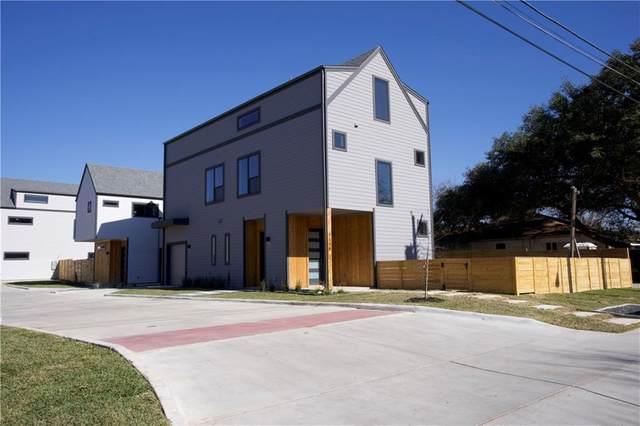 1116 Stobaugh St A, Austin, TX 78757 (#4756682) :: 12 Points Group