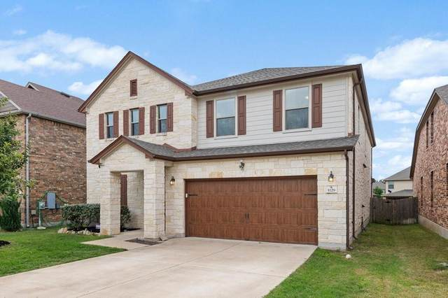 1129 Calla Lily Blvd, Leander, TX 78641 (#4757268) :: Front Real Estate Co.