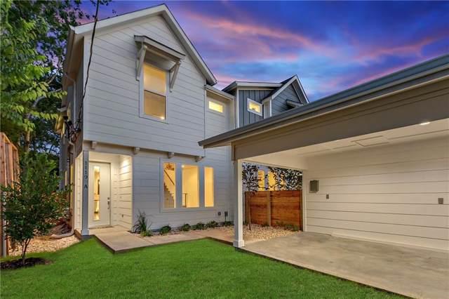 1119-A Estes Ave, Austin, TX 78721 (#4758270) :: Ana Luxury Homes