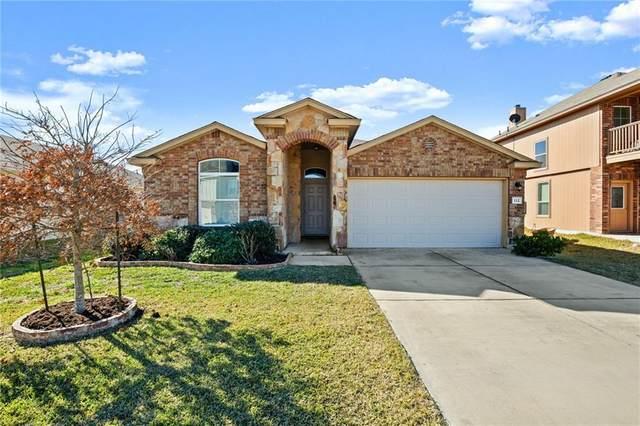 112 Hondo Gap Ln, Jarrell, TX 76537 (MLS #4767053) :: Vista Real Estate