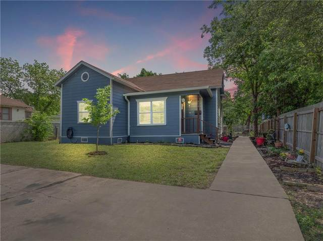512 Fowzer St, Taylor, TX 76574 (#4769197) :: Azuri Group | All City Real Estate