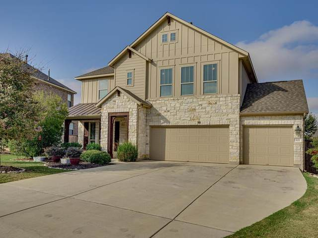 1121 Daylily Loop, Georgetown, TX 78626 (MLS #4781631) :: Brautigan Realty