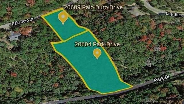 20609 Palo Duro Dr, Lago Vista, TX 78645 (#4784508) :: Papasan Real Estate Team @ Keller Williams Realty