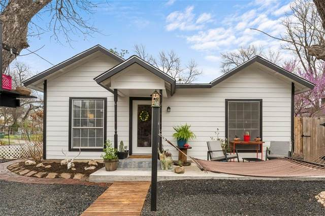 1119 1/2 Gunter St, Austin, TX 78702 (#4791321) :: Papasan Real Estate Team @ Keller Williams Realty