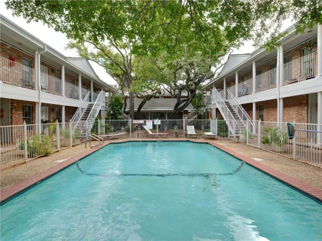 1240 Barton Hills Dr #123, Austin, TX 78704 (#4796602) :: Ben Kinney Real Estate Team
