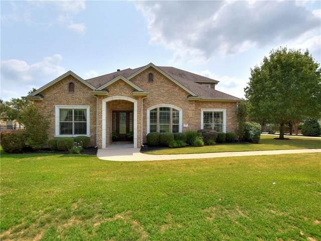 225 Sebastian Ln, Georgetown, TX 78633 (#4799882) :: Front Real Estate Co.