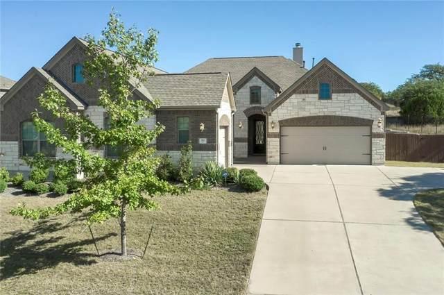 352 Stoney Point Dr, Austin, TX 78737 (#4802795) :: First Texas Brokerage Company