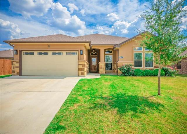 424 Jake Dr, Jarrell, TX 76537 (#4803871) :: Azuri Group | All City Real Estate