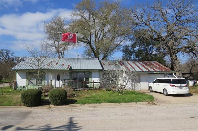 632 Mill Ave, Rockdale, TX 76567 (#4812880) :: First Texas Brokerage Company