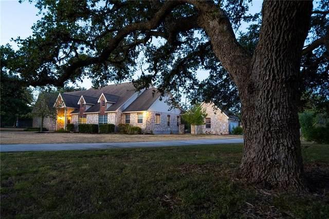 120 Woodland Dr, Driftwood, TX 78619 (#4835788) :: Papasan Real Estate Team @ Keller Williams Realty