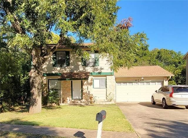 8009 Scotland Yard, Austin, TX 78759 (#4862520) :: Papasan Real Estate Team @ Keller Williams Realty