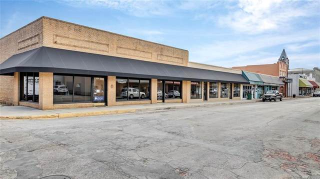 245 & 299 Belknap, Stephenville, TX 76401 (#4873599) :: Realty Executives - Town & Country