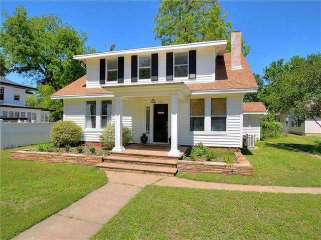 505 Mills St, Smithville, TX 78957 (MLS #4886583) :: Vista Real Estate