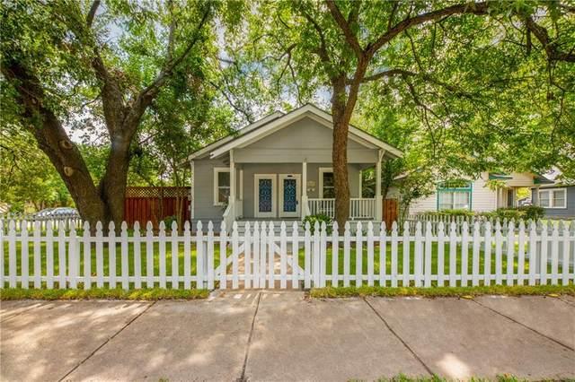 313 E 38th St, Austin, TX 78705 (#4891826) :: Papasan Real Estate Team @ Keller Williams Realty
