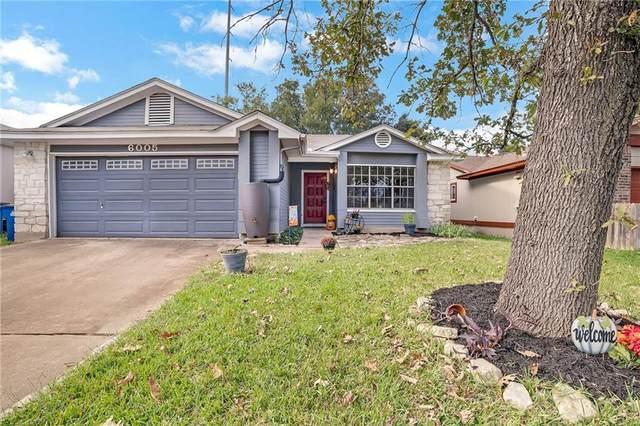 6005 Avery Island Ave, Austin, TX 78727 (MLS #4895220) :: Vista Real Estate