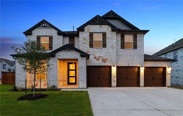 1028 Arbor Acres Loop, Leander, TX 78641 (#4897258) :: Papasan Real Estate Team @ Keller Williams Realty