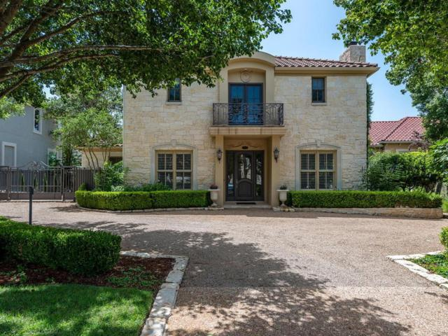 8909 Chalk Knoll Dr, Austin, TX 78735 (#4911085) :: Forte Properties