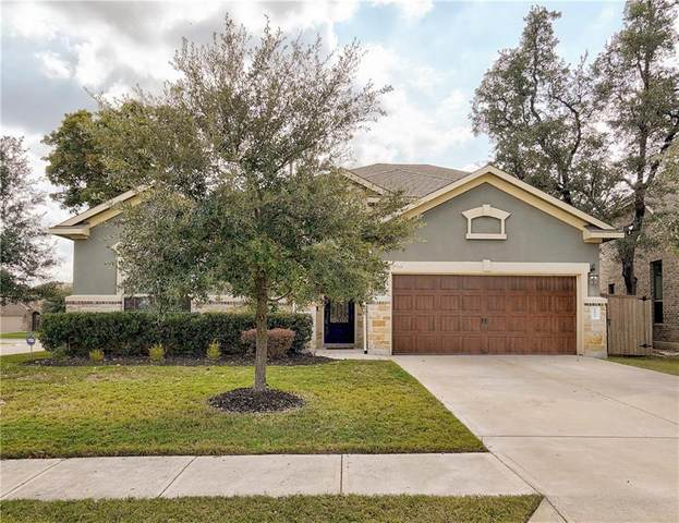 3901 Sansome Ln, Round Rock, TX 78681 (#4913887) :: First Texas Brokerage Company