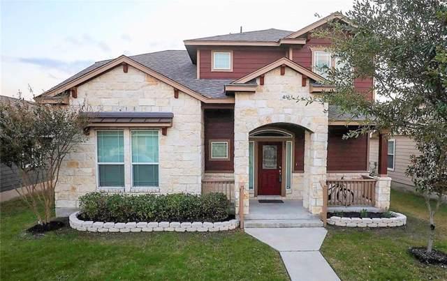 821 Niobrara River Dr, Pflugerville, TX 78660 (#4930613) :: Douglas Residential
