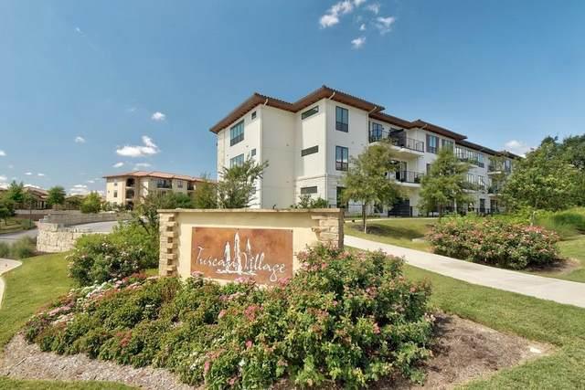 102 Bella Toscana Ave #1101, Lakeway, TX 78734 (#4946909) :: Ben Kinney Real Estate Team